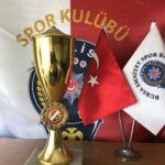 2000 2001 Sezonu Küçük Erkekler Bursa birincisi