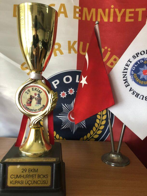 29 Ekim Cumhuriyet Boks Kupası Üçüncüsü - 2005