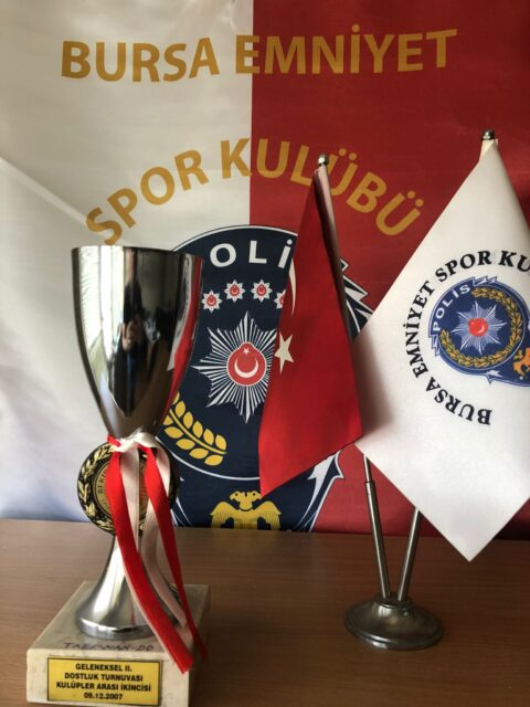Geleneksel Dostluk Turnuvası Kulüpler Arası İkincisi 2007