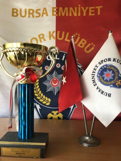 Bursa Atatürk Kupası Voleybol Turnuvası İl Birincisi