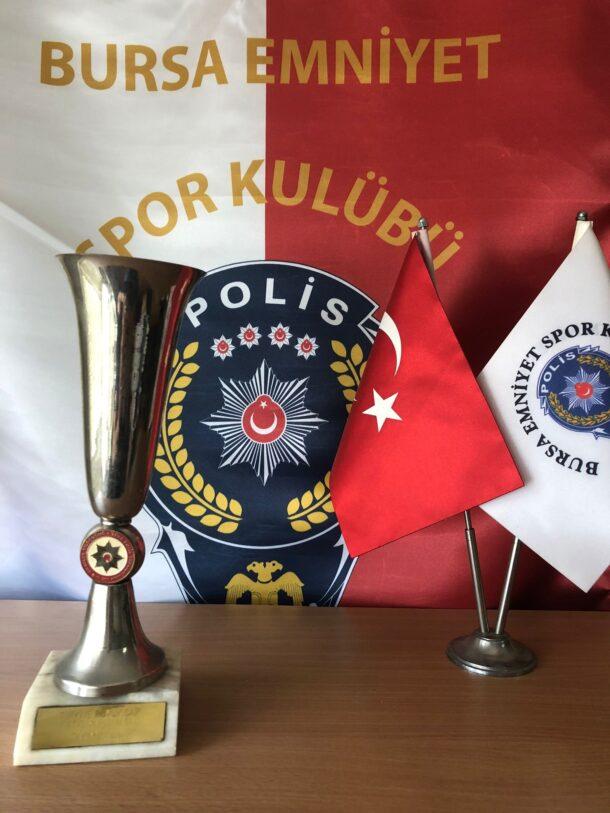 Türkiye Büyük Çap Atış Yarışması Takım Birincisi