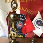 Üçüncü Türkiye Polis Atış Şampiyonası Ateşli Silahlar Birincisi 1987
