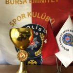 Küçük Erkekler 1997-1998 Voleybol Sezonu Bursa Birincisi